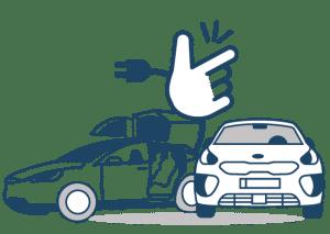 Koop een elektrische auto die bij jou past bij leasebijtellingvriendelijk