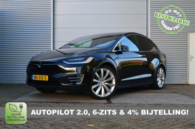 Tweedehands Tesla Model X 6 zits met 4% bijtelling
