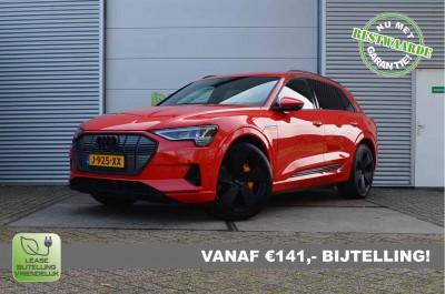 25179794/Audi/e-tron 55 quattro advanced Pro Line Plus/4% Bijtelling, MIA, 79.338ex