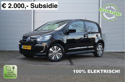 25994093/Volkswagen/e-Up!/4% Bijtelling, 100% Elektrisch 9.917ex