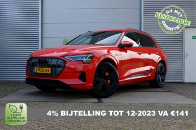 Audi E-Tron J-925-XX 4% bijtelling tot 12-2023