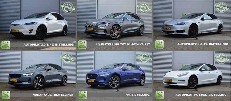 LeaseBijtellingVriendelijk - Wij bieden fiscaal aantrekkelijke elektrische auto's aan.