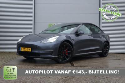 25845156/Tesla/Long Range/AutoPilot, 4% Bijtelling, incl. BTW