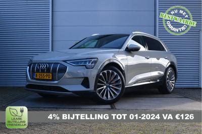 26135111/Audi/e-tron 55 quattro advanced Pro Line Plus/4% Bijtelling, MIA Subsidie, 78.098ex
