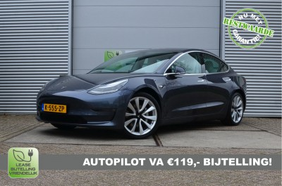 26760825/Tesla/Long Range/Performance Up-Grade, AutoPilot+FSD, incl. BTW