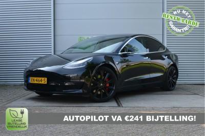 25991558/Tesla/Performance/AutoPilot, 4% Bijtelling, incl. BTW