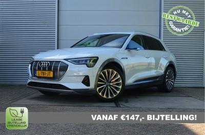 27347675/Audi/e-tron 55 quattro advanced Pro Line Plus/4% Bijtelling, MIA Subsidie, full Options, incl. BTW